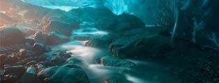 探索地球深处的绝美空间
