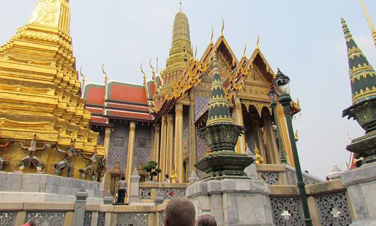 太美了!实拍风情迷人的泰国曼谷